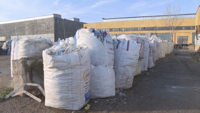 Спряха нелегален италиански боклук в Монтана