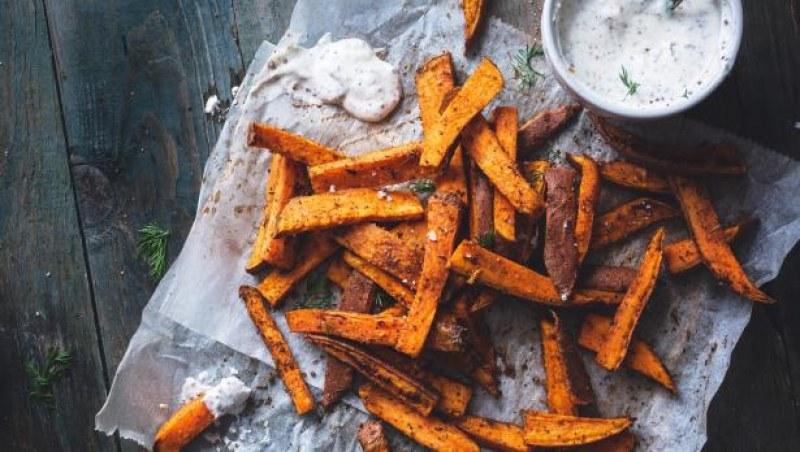 За какво помага консумацията на сладък картоф