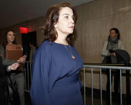 Актрисата Анабела Шиора обвини Харви Уайнстийн от свидетелската скамейка