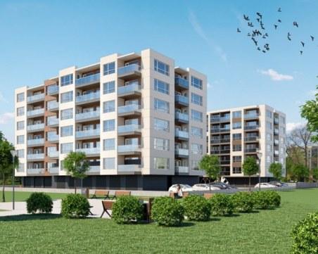 Огромен интерес към нов комплекс в сърцето на Кючука, в който паркирането и просторът не са мираж