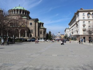 Главният архитект на София се среща с представители на църквата за ремонта на