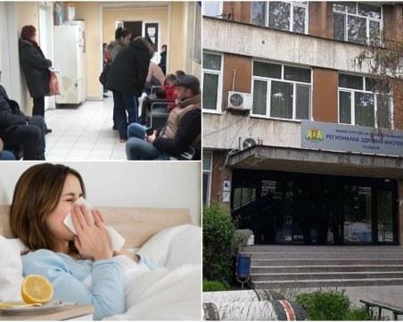 РЗИ-Пловдив: Епидемичната обстановка в региона остава спокойна, ваканция засега няма да има