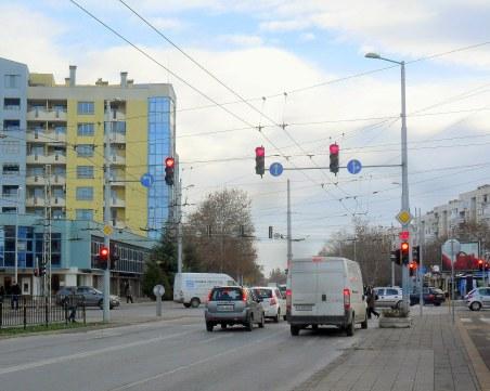 Затварят платно на ключов булевард в Пловдив заради авария