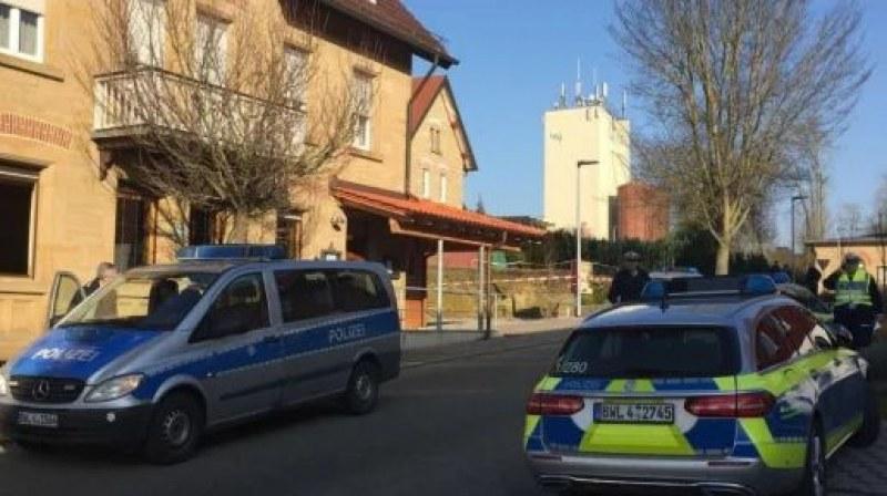 Шестимата убити в Германия - членове на семейството на стрелеца