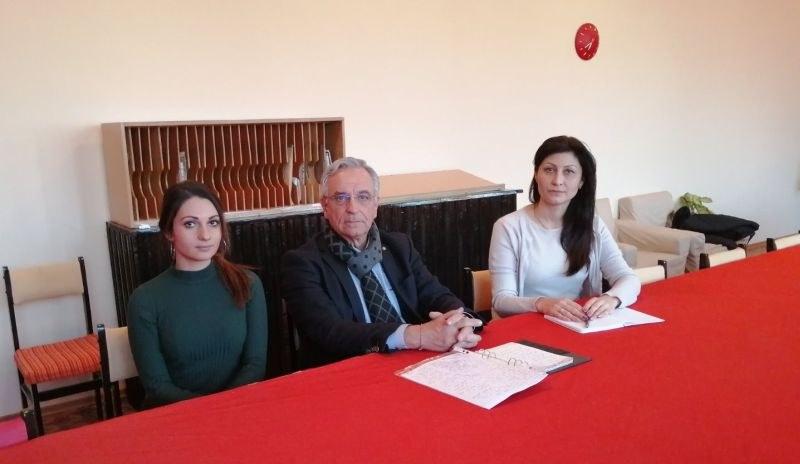 Слагат видеокамери в Центъра за хора с деменция в Пловдив
