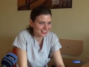 Младите лекари - Д-р Владимира Карагьозова: Преждевременната недостатъчност на яйчниците е сериозен проблем за съвременната българка