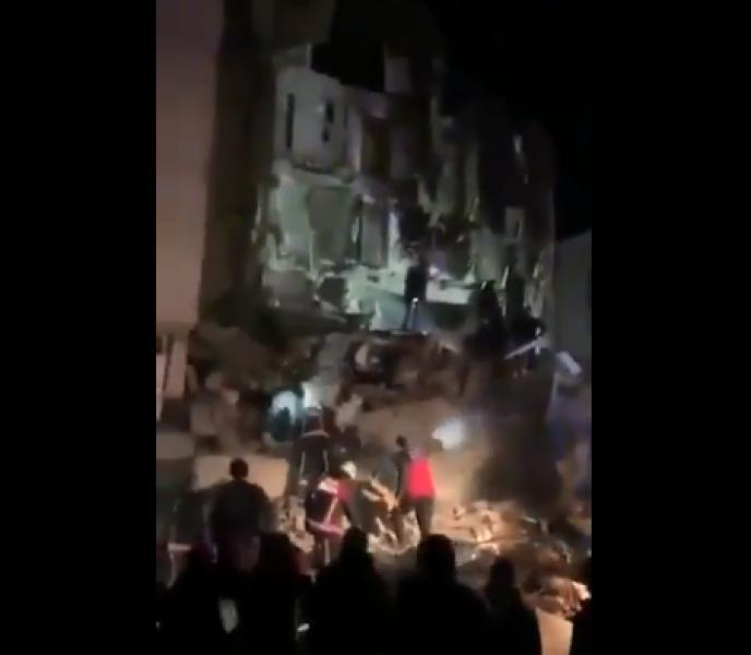Най-малко 19 жертви след кошмарния трус в Турция