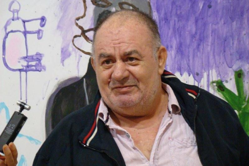 Почина художникът Димитър Грозданов