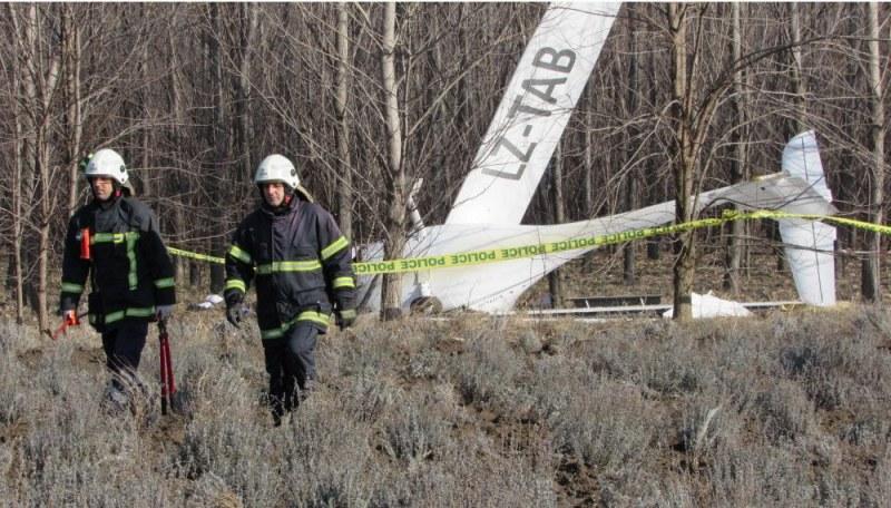 Разкриха как е станал инцидентът с падналия самолет в Русе