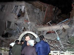 Има ли риск за България след унищожителния трус в Турция?