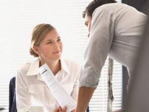 Как се отразява флиртуването с колегите?