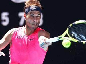 Надал се класира за осминафиналите на Australian Open