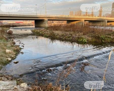 Замърсяването на Марица е преустановено, разкриха източника
