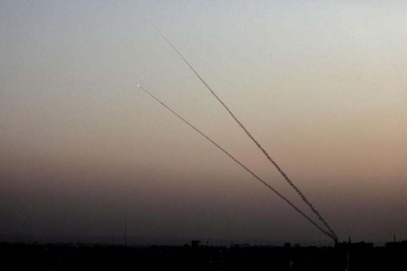 Пет ракети се взривиха до посолството на САЩ в Багдад