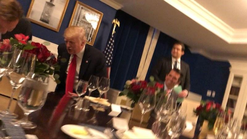 Разпространиха уличаващ запис на Доналд Тръмп