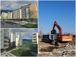 Направиха първа копка на жилищния комплекс в Пловдив, съчетаващ зеленина, уют и достъпни цени