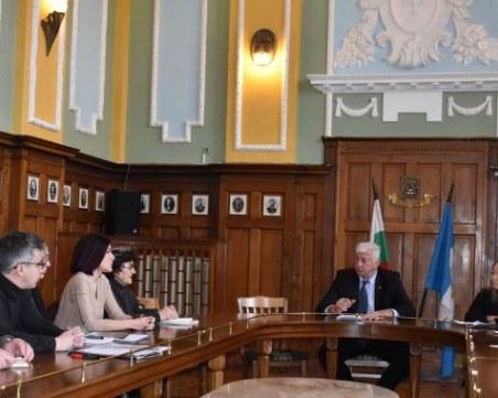 Община Пловдив създава звено, което ще отговаря за зелената система