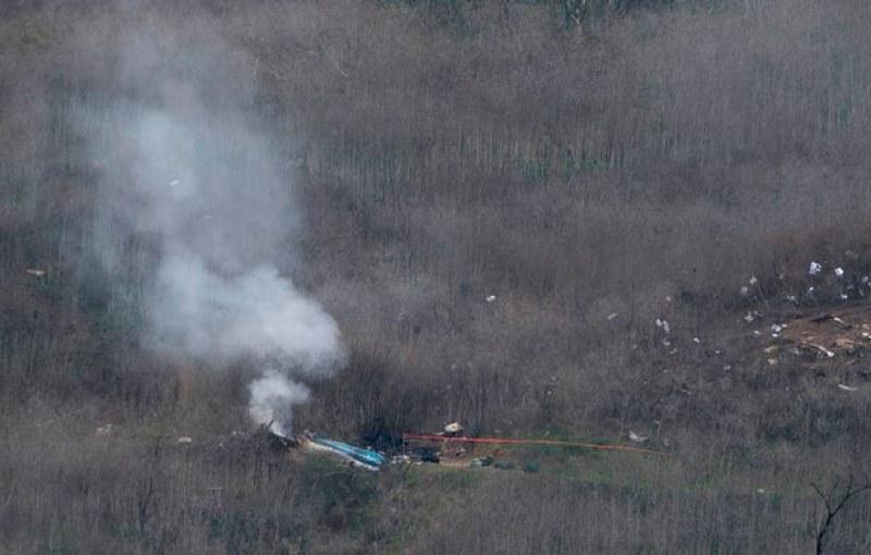 Хеликоптерът на Коби Брайънт не е трябвало да лети във фаталната неделя