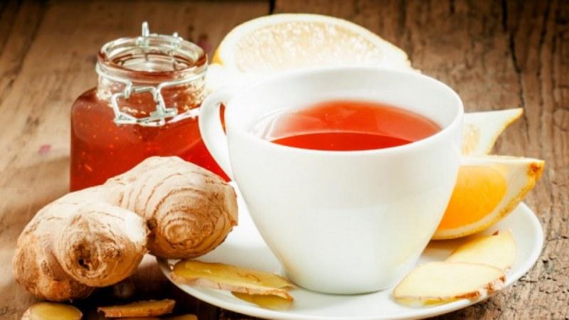 Как да си направим напитка срещу възпалено гърло и кашлица