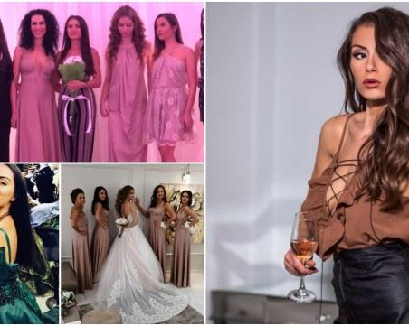 Млада дизайнерка от Пловдив предизвика фурор на модно събитие под тепетата