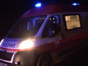 Камион и две коли се удариха край Русе, има пострадали