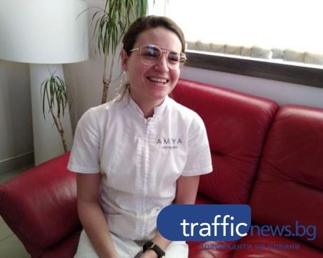 Младите лекари - Д-р Жасмина Велева: С бондинг може да оформите зъбите си само с едно посещение при стоматолог