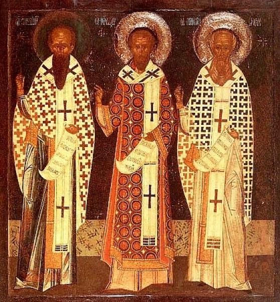 Днес е денят на Свети Три светители