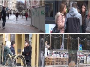 Ракийка за възрастните и кафенета за младите - кой как преживява грипната епидемия