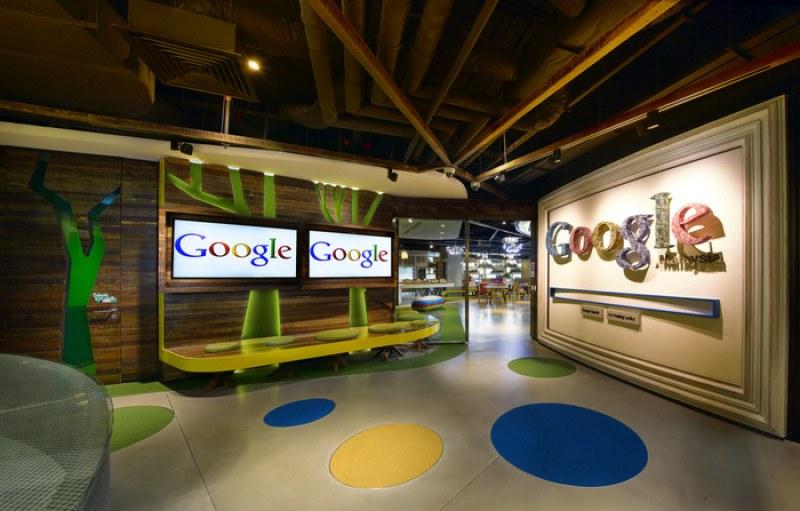 Google затвори офисите си в Китай