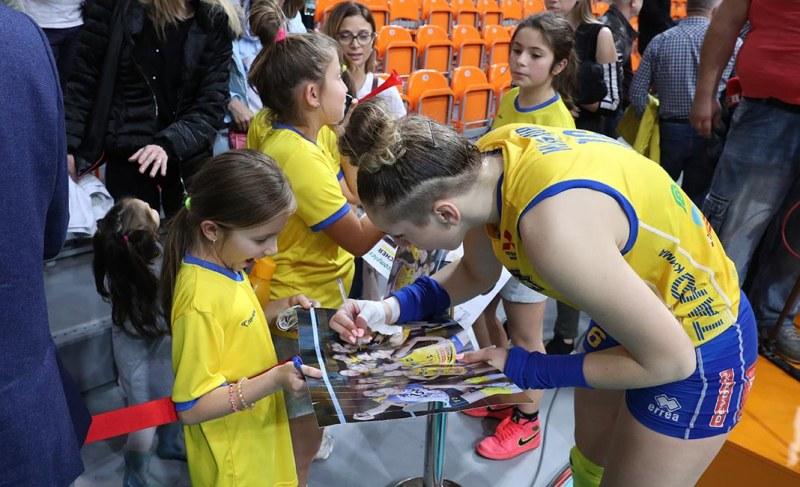 Волейболен празник с момичетата на Марица утре в Колодрума