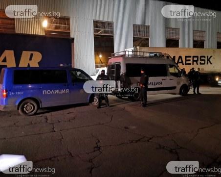 Бивш митнически шеф задържан при наркоакцията в София