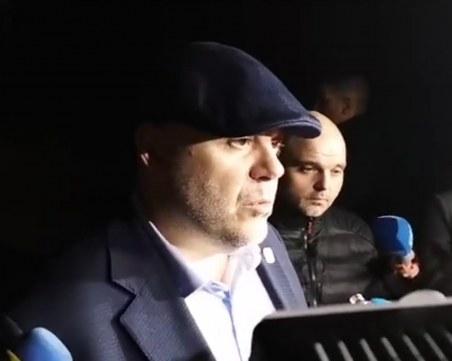 Гешев: Васил Божков е задържан в Дубай