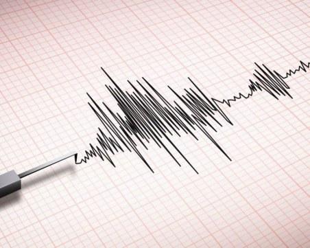 Поредно земетресение разтърси Турция