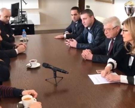 Борисов: Опасността от коронавируса е голяма, умоляваме българите да не ходят в Китай