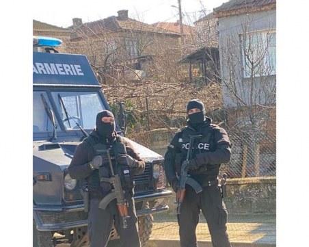 Иван Гешев е в Белослав, 11 задържани