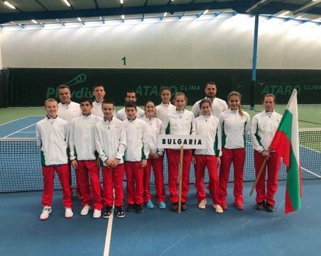 Пловдив отново домакин на Европейската зимна купа по тенис