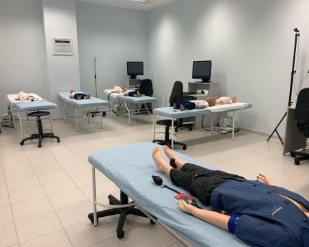 Голямо признание за симулационния център на Медицинския университет в Пловдив