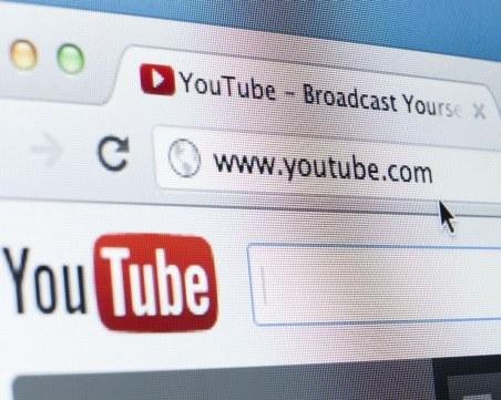 Google за пръв път разкри колко печели от YouTube