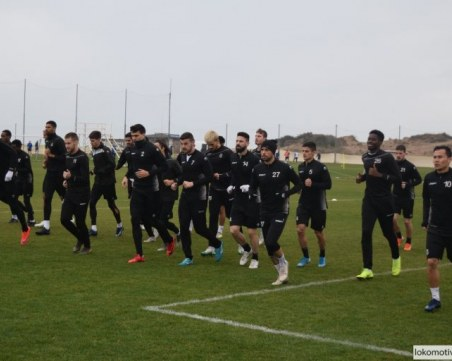 Локо играе последна контрола в Турция днес
