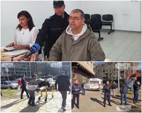Преди 20 години: Стрелецът от Пловдив насочил пистолет срещу автоконтрольор