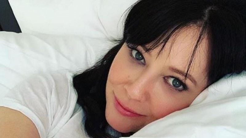 Актрисата Шанън Дохърти е с напреднал стадий на рак