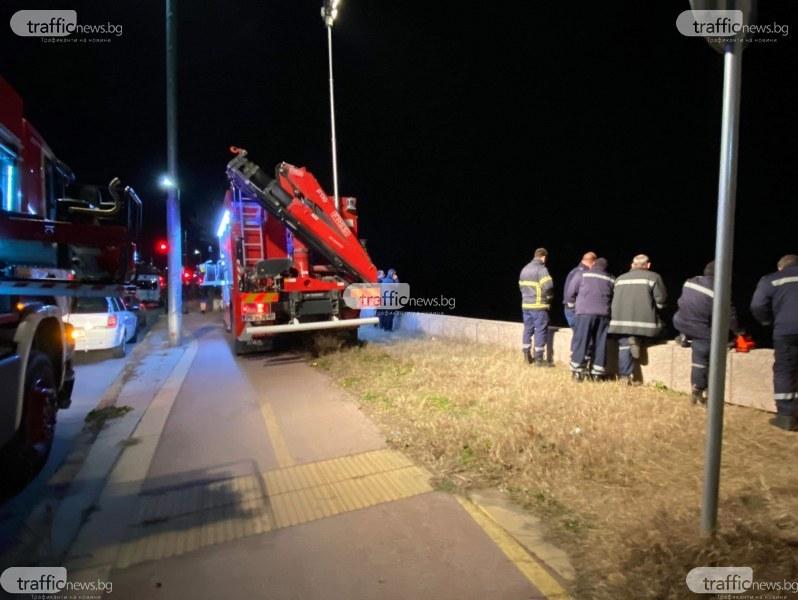 Прокуратурата започва проверка за замърсяването на река Марица
