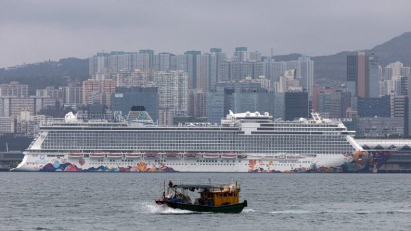 Сложиха под карантина круизен кораб с 4000 души