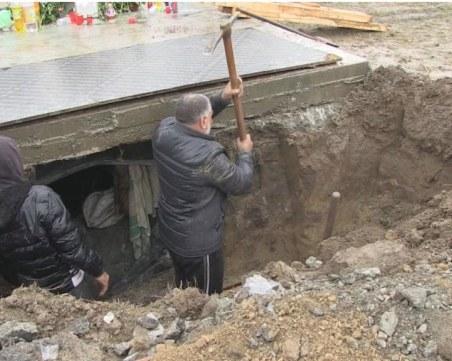 Взривиха гробница на лидер на Кардарашите в Северна България