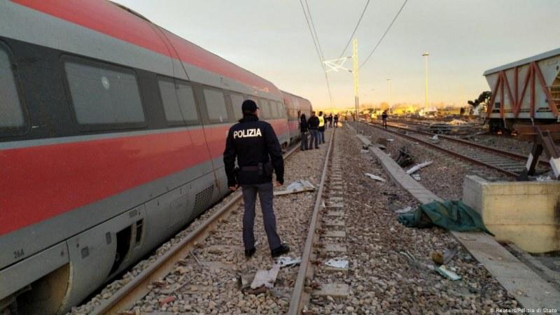 Расте броят на жертвите и ранените при катастрофата с  високоскоростния влак край Милано
