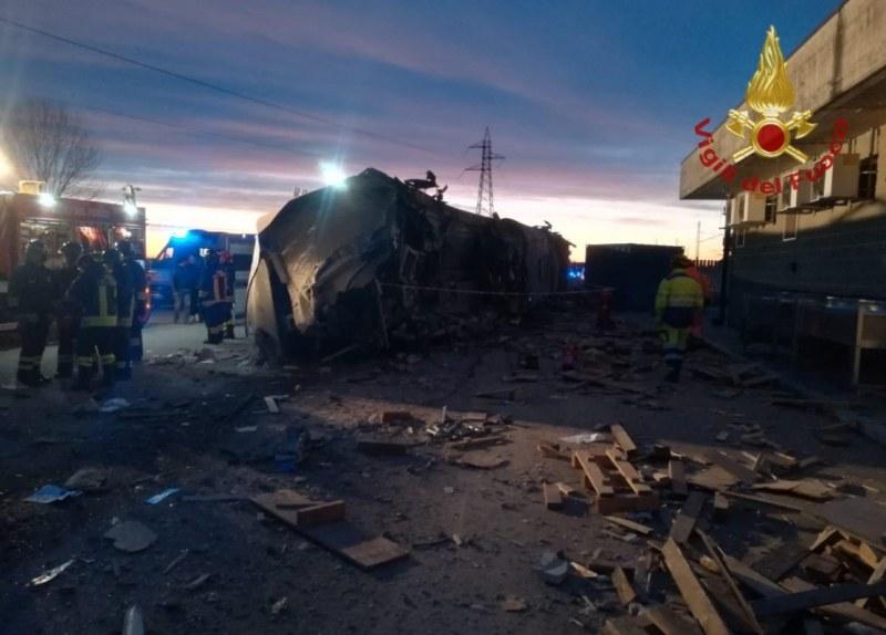 Влак дерайлира в Италия, един е загинал, десетки са ранени