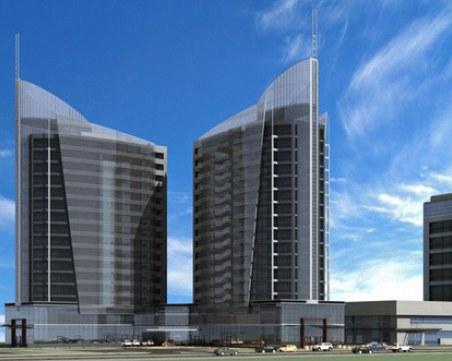 Бъдеще в миналото: Двете кули, извисяващи се в небето над Пловдив