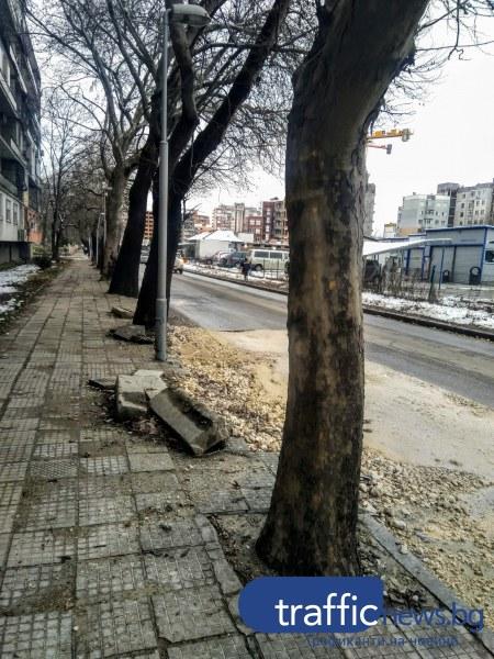 Пловдивчанка: Докога ще търпим безобразията на булевард в Кючука?