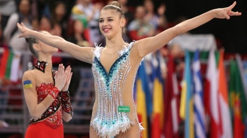 Руската гимнастичка отрече да е правила опит за самоубийство