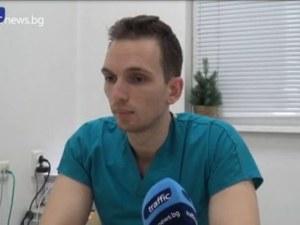 Младите лекари – д-р Валентин Иванов: Ракът на гърдата е напълно лечим, диагностициран в ранен етап